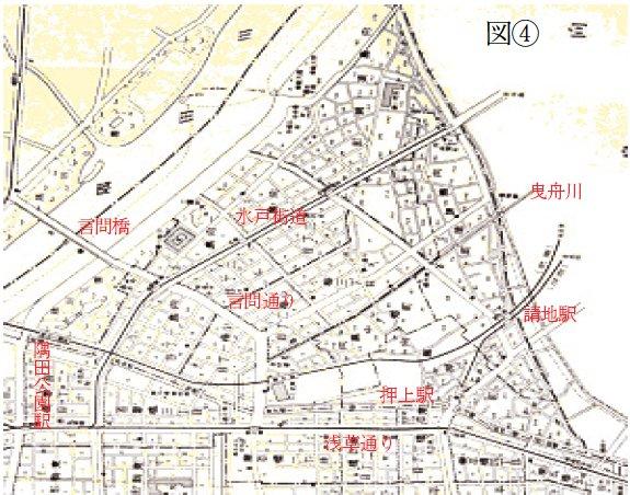 大東京三五区地図本所区北部図''